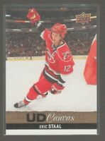 (71952) 2013-14 UPPER DECK CANVAS ERIC STAAL #C27