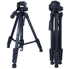 koolehaoda P-880 Travel Camera Tripod Lightweight Aluminum