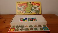 Retro/Vintage Twisty Turtles Board Game by Spears 1980's