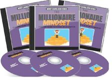 The Millionaire Mindset - Audio Course - Free Shipping. MP3  - Audio Course !