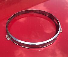 Saab 96 Front headlight retaining ring - original