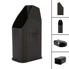 Black Universal Joint Quick Filling Sleeve For Protection Speed Loader Magazine