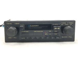 Rare Vintage Blaupunkt Newport SQR29 Cassette Radio Tuner Works With Code