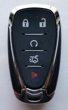 OEM Chevy Keyless Entry Remote 5 Button Key Fob FCC ID: HYQ4EA Part No: 13508769