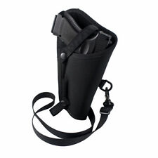 Cross Body Shoulder Handgun Holster for Large Frame 92F 1911A1 .45 Pistol