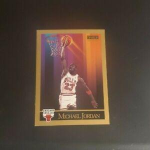 MICHAEL JORDAN 1990 NBA SKYBOX CARD #41 CHICAGO BULLS NBA POSSIBLE PSA 10