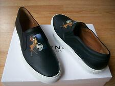 $750 Givenchy Skate Basse Bambi Disney Shoes Slip On Loafers Flat 40 US 10 NIB