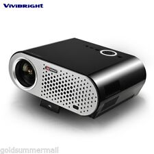 ViViBRiGHt GP90 Video Projector 3200 Lumens 1080P HD LED Home Cinema Theater