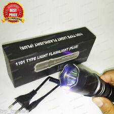 Rechargeable Self Defense Stun Torch with Flashlight Torch - Women Safety