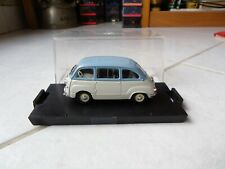 Fiat 600 Multipla D R250 Brumm 1/43 Miniature