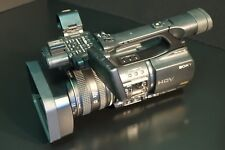 Sony HVR-Z5U Professional HDV Camcorder (Tape run time 10 hours- operation 390)