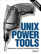 Unix Power Tools: By Peek, Jerry, Powers, Shelley, O'Reilly, Tim, Loukides, Mike