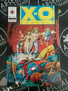 X-O MANOWAR #4 1992 NM/NM+ Valiant Comics Key 1st appearance of Shadowman!