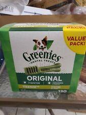 Greenies Teenie Dental Dog Treats 130 count