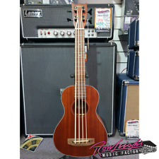 Mahalo MEAB1 Ukulele Bass with Mahogany Body and Padded Gig Bag
