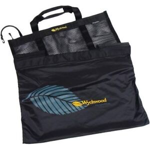 Wychwood Competition Bass Bag, Odour & Rot Resistant, ZipTop, 8 Fish - H0885