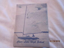 1953 Clear Lake High School (Iowa) The Lion Yearbook Annual