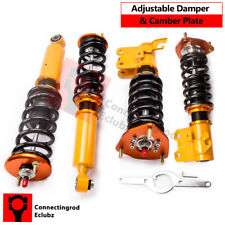 Coilover Coilovers for Nissan S13 Silvia 180SX 240SX Adjustable Camber+Height