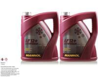 10L Kühlflussigkeit MANNOL Antifreeze AF12+ 5 Liter Frostschutz rot / violet