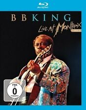 B.B. KING - LIVE AT MONTREUX 1993   BLU-RAY NEU