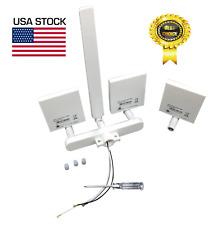 ARGtek DJI Phantom 3 Standard WiFi Signal Range Extender Antenna Kit 10dBi Omni