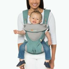 ?? ERGOBABY  4 Position 360 Cool Air Mesh Carrier - Icy Mint