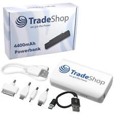 Power Bank 4400mAh Externer USB Akku für ZTE Blade 2 II