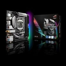 Asus ROG STRIX Z270I GAMING Motherboard CPU Intel LGA1151 DDR4 RGB LED WiFi HDMI