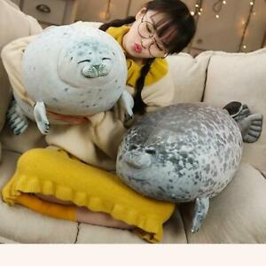 High Quality Sea Lion Toy 3D Warming Throw Party Pillow Soft Seal Plush Stuffed