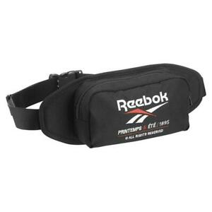 REEBOK CLASSIC PRINTEMPS STASH SHOULDER WAIST BAG BLACK BUM 9OS RETRO 90S SALE