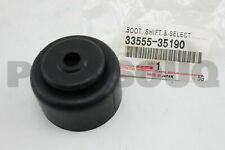 3355535190 Genuine Toyota BOOT, TRANSFER FRONT DRIVE SHIFT 33555-35190