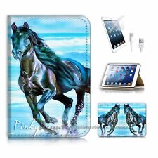 ( For iPad mini Gen 1 2 3 ) Flip Case Cover! P2209 Horse
