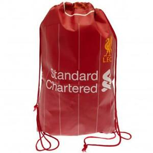 Liverpool FC Reusable Draw String Kit Bag 19/20 Design LFC School CLEARANCE