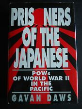 PRISONERS OF THE JAPANESE POWS WWII IN THE PACIFIC BY GACIN DAWS HC DJ