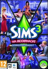 Pc & Mac DVD Game the Sims 3 Add on Extension Late Night Nip