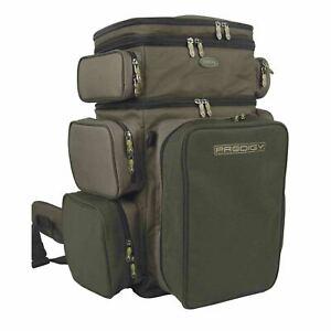 Greys Prodigy Tackle Base Rucksack Backpack Course Fishing Tackle Bag