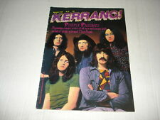 DEEP PURPLE on cover Kerrang magazine November 15 1984 rare