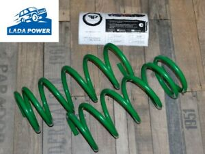 Lada 2101-2107 Rear Coil Springs Kit -70mm Lowered 2101-2912712 -70