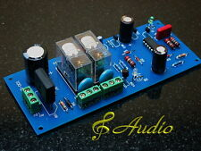 Power Supply Delay Finish PCB for DIY Tube Amplifier