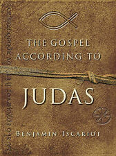The Gospel According to Judas Benjamin Iscariot Gilt Pages Free Shipping