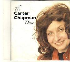 (DT941) The Carter Chapman Demo, 3 track sampler - DJ CD