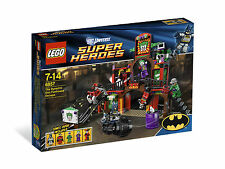 LEGO 6857 Batman The Dynamic Duo Funhouse Escape Joker Riddler BRAND NEW SEALED
