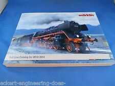 EE 2013/2014 E Marklin Total Catalog 2013 2014 NEW Condition 37455 Part E 18542