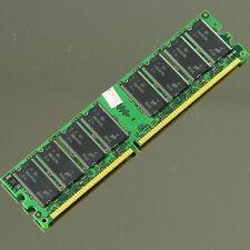 1GB PC3200 DDR400 LOW DENSITY MEMORY FOR ASUS Dell,HP,IBM Computer Desktop RAM