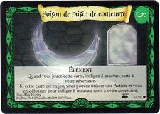 HARRY POTTER n° 63/80 - Poison de raisin de couleuvre
