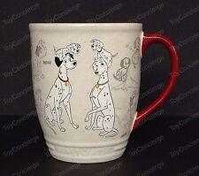 DISNEY STORE Mug DISNEY CLASSICS Collection 101 DALMATIANS Cup 16 oz NEW
