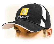 RENAULT baseball Cap Unisex hat, black. Adjustable size with embroidered logo!