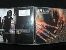 CD JEFF BECK / YOU HAD IT COMING /
