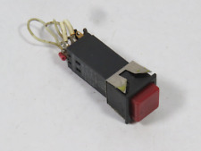 Dialight 554-1221-211 Push Button 2NO 2NC Red Extended ! WOW !