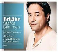 Briefe an einen Blinden: Starke Stimmen. BRIGITTE Hörbuc... | Buch | Zustand gut